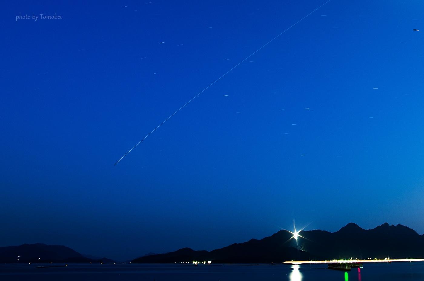 宇宙 ステーション 見える 日 日本でも見れるよ!国際宇宙ステーションを見よう【宇宙ステーション...